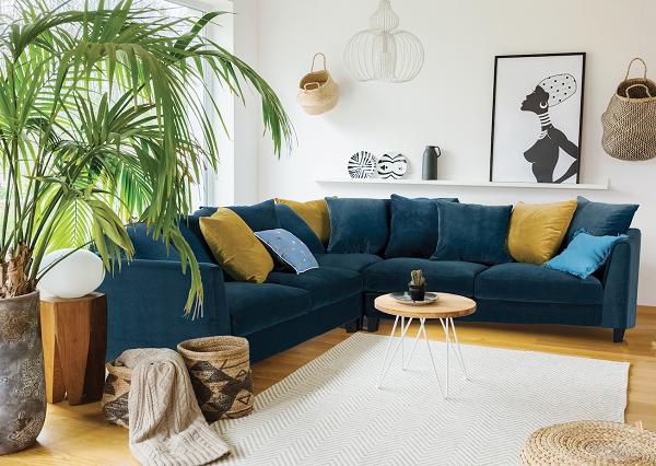 MOBIBAM lance son canapé sur-mesure au Salon du Made in France