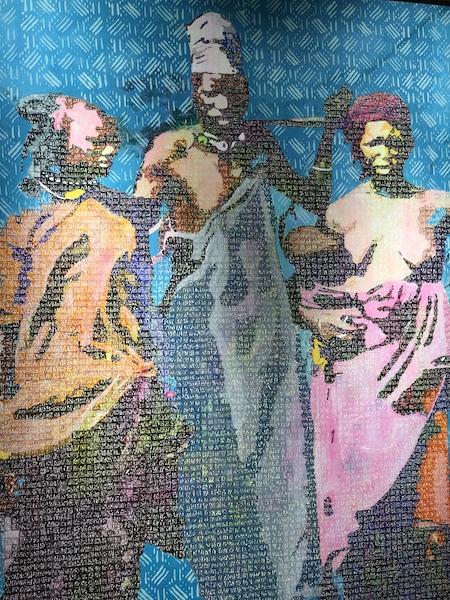 Cayor-homme-et-femmes-peuhles-Alioune-Diagne-2018-200-X-146-