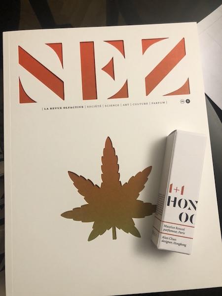 Hongkong Oolong, premier parfum de la série 1+1 initiée par la revue olfactive NEZ