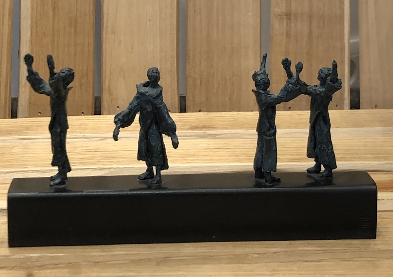 Sculpture Christine Guillemin Zenitudeprofondelemag.com