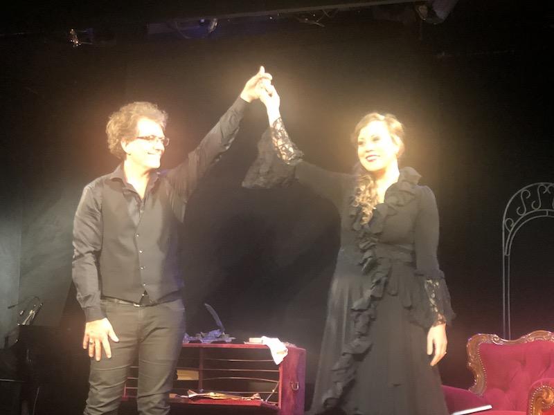 Cyril Duflot-Verez et Kareen Claire