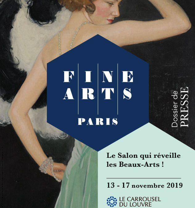 FINE ARTS PARIS 2019 DIMANCHE 17 NOVEMBRE, DERNIER JOUR