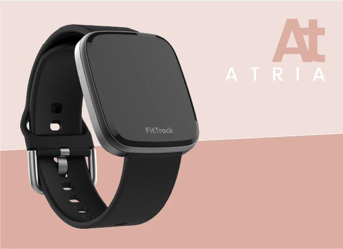 «ATRIA», la nouveauté connectée de la jeune marque canadienne FitTrack!