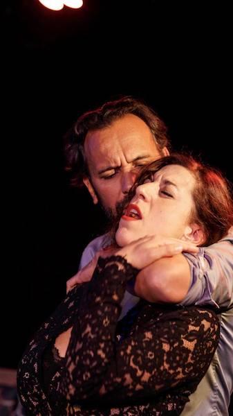Eric Moscardo (Michel) et Emma dubois (Corinne) - Les Ecchymoses invisibles