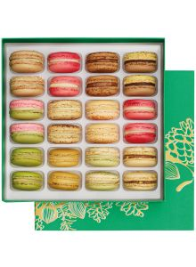 PIERRE HERMÉ SIGNATURE 24 MACARONS COLLECTION NOËL 2019