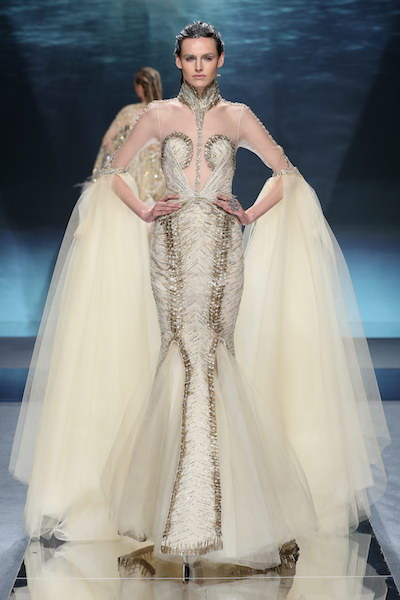 Paris Fashion Week : ATLANTIS, la collection PE 2020 de Ziad Nakad