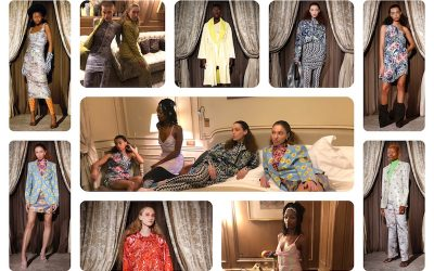 Quand Maisie Wilen, jeune marque issue de l'incubateur mode lancé par Kanye West dévoile sa collection PF2020…
