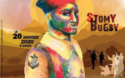 «Un Jour J'irai à Détroit !» Stomy Bugsy au Théâtre du Gymnase Marie Bell