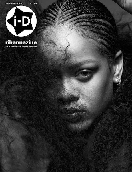 i-D fête son 40e anniversaire avec un numéro spécial co-curaté par la superstar mondiale Rihanna.