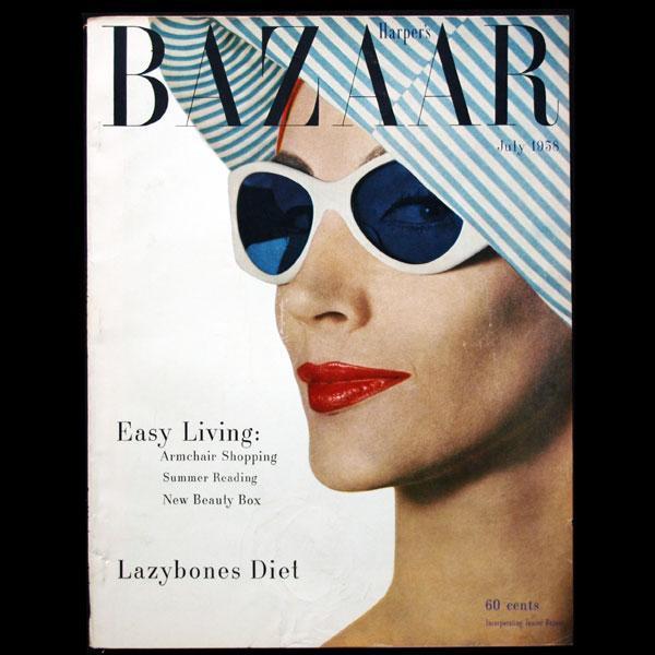 Le Musée des Arts Décoratifs présente une grande exposition consacrée au célèbre magazine de mode américain Harper's Bazaar.