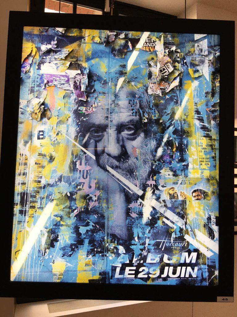 César par Joachim Romain, (P)Harcourt artistique du Canal de l'Ourcq, 2018 ©Studio Harcourt Paris