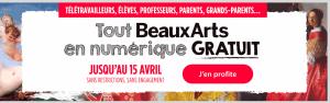 BEAUX ARTS MAGAZINE GRATUIT