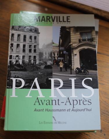 Paris avant après Haussman - Regards sur Paris- Galerie Helene Nougaro Crédits photos zenitudeprofondelemag.com