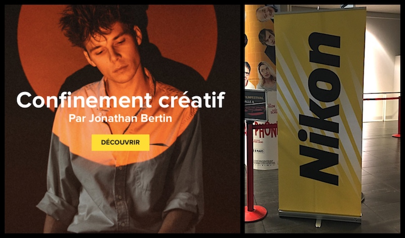 CONFINEMENT CRÉATIF: #CREATEYOURLIGHT LA NOUVELLE CAMPAGNE DE NIKON