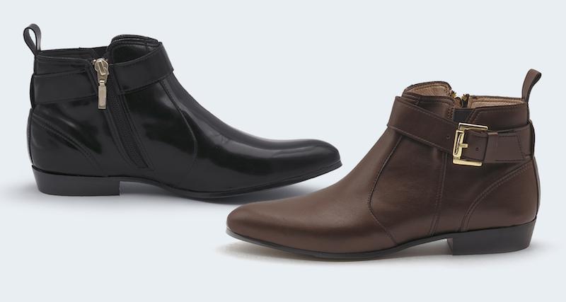 COG Marque Eco Responsable Boots modèle Olympe