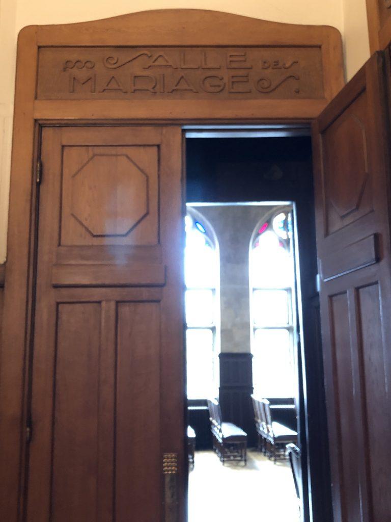 Hotel de ville de Saint Quentin - Salle des mariages - photo zenitudeprofondelemag.com