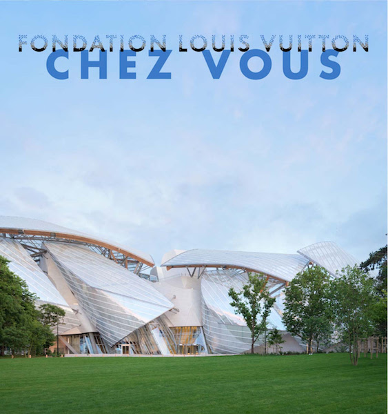 #FLVchezvous : Kanye West dans l'Auditorium de la Fondation Louis Vuitton