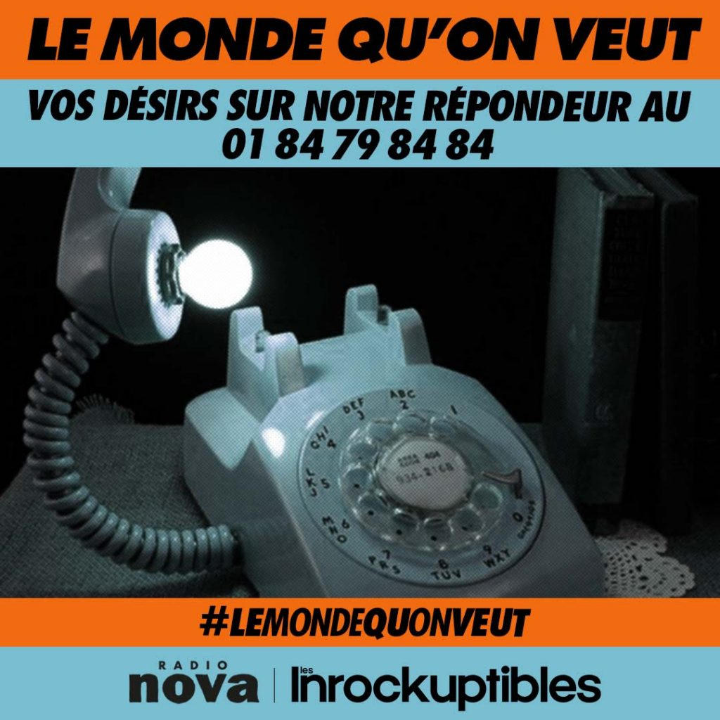 Les Inrockuptibles, Radio Nova, Cheek Magazine et Rock en Seine lancent #LeMondeQuonVeut_zenitudeprofondelemag.com