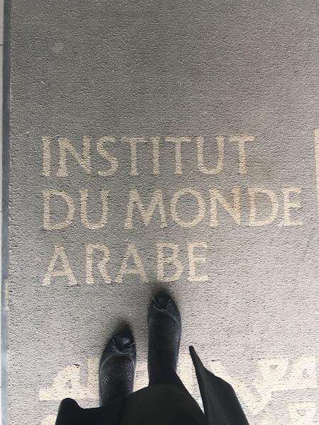 Mercredi 1er juillet, l'Institut du Monde Arabe réouvre ses portes.