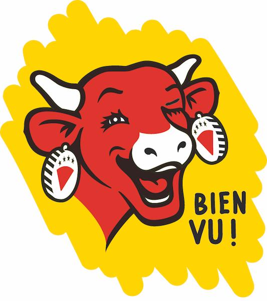 « Cache-cache avec La Vache qui rit »! La pop'installation qui trompe l'œil !
