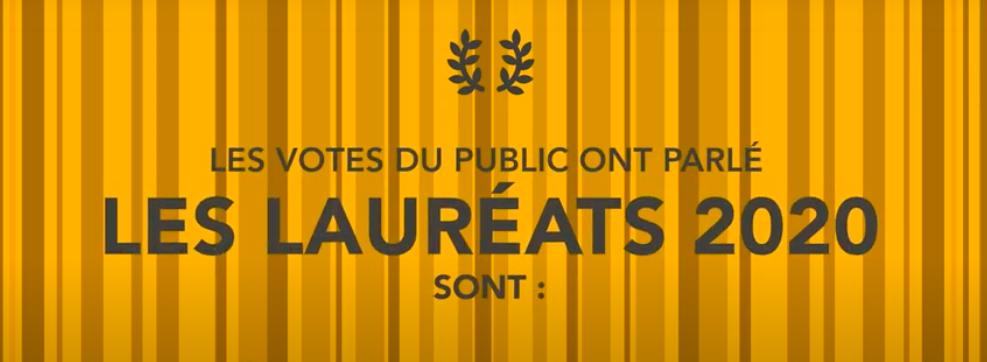 PRIX SNCF du POLAR 2020  et les lauréats sont…