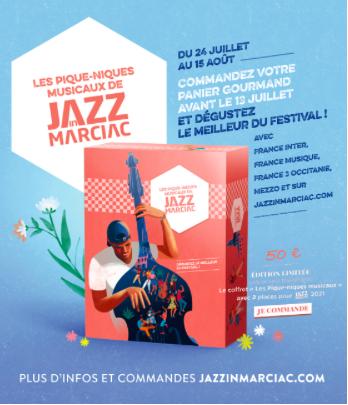 «Les pique-niques musicaux de Jazz in Marciac»