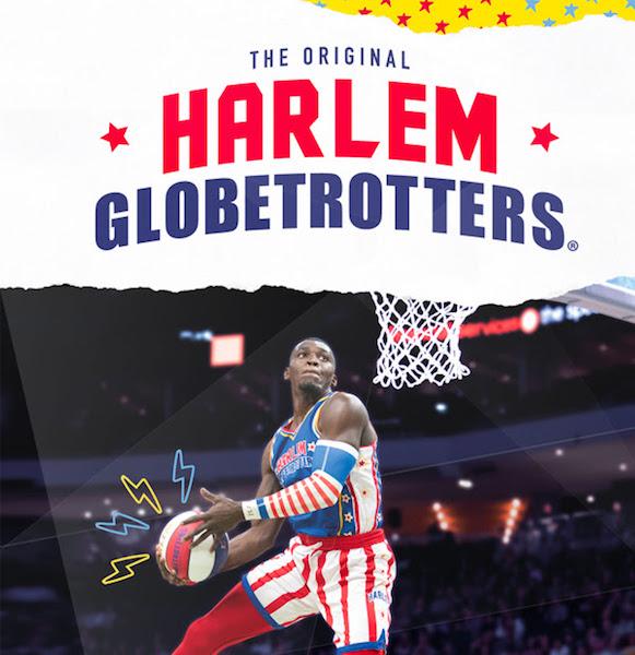 Harlem Globetrotters à l'AccorHotels Arena