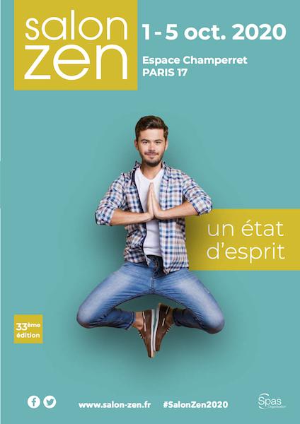 Le Salon Zen confirme la tenue de sa 33e édition