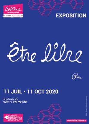DERNIERE CHANCE DE VOIR L'EXPO DE BEN AU DOMAINE DE CHAMARANDE