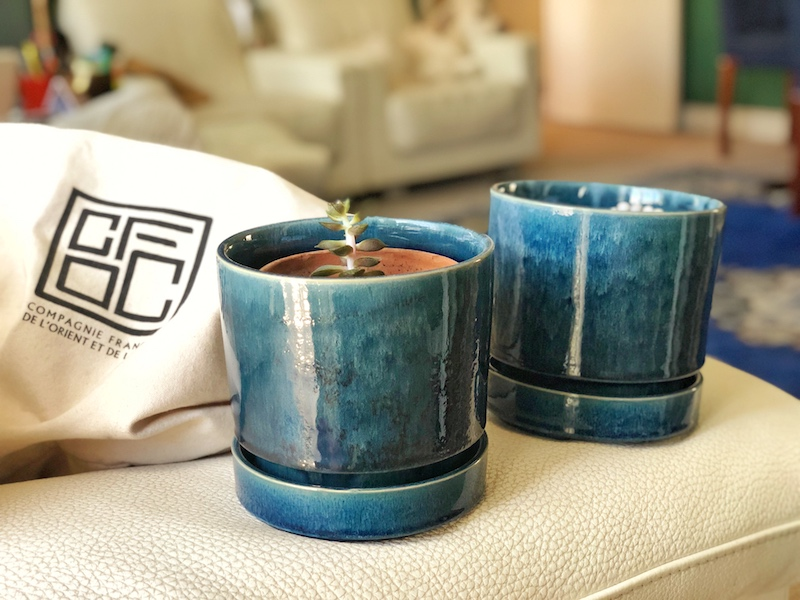 caches pots bleu CFOC - photo zenitudeprofondelemag.com