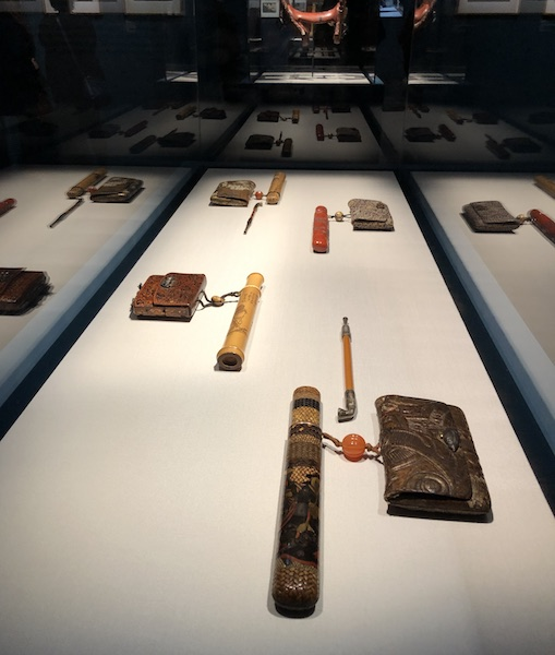 VOYAGE SUR LA ROUTE DU KISOKAIDO - Musée Cernuschi   Photo zenitudeprofondelemag.com