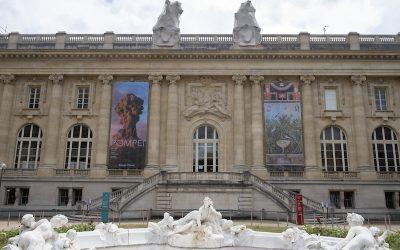 Sortie vacances : pensez à réserver vos billets pour la magnifique exposition Pompéi au Grand Palais!