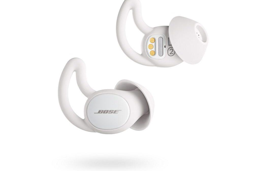 La nouvelle génération de Bose Sleepbuds™ II l'alternative high tech aux boules Quies
