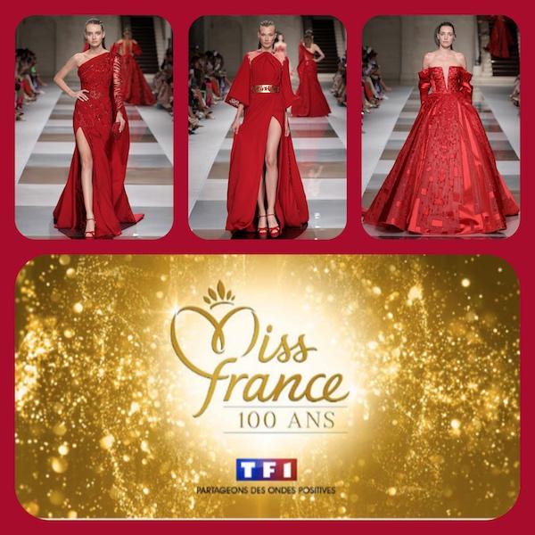 MISS FRANCE 2021 : le créateur qui habillera les 5 finalistes est…