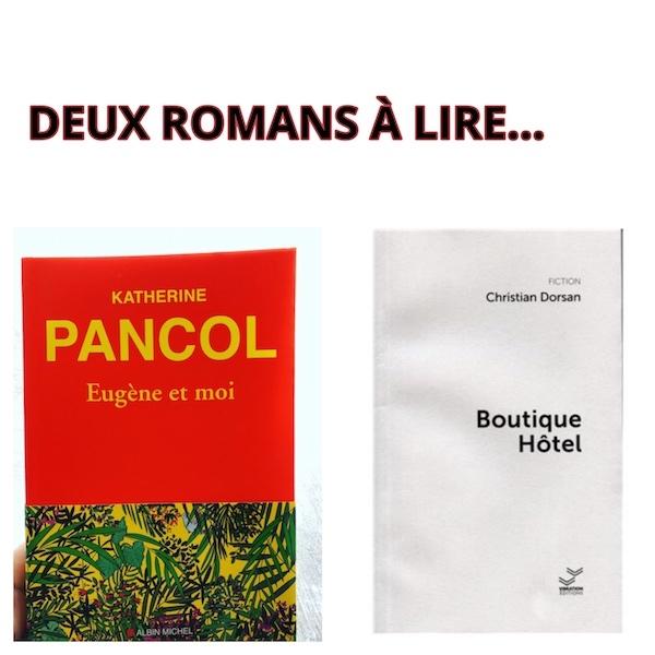 Si vous n'avez pas encore lu ces deux romans…
