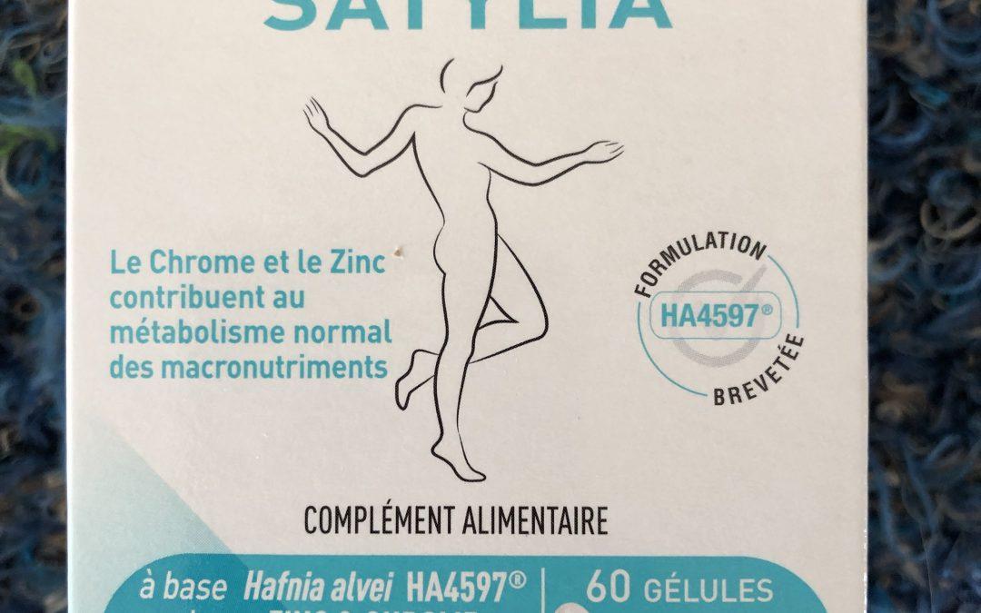 SYMBIOSYS SATYLIA® nouveau complément alimentaire qui régule l'appétit et contrôle la satiété.