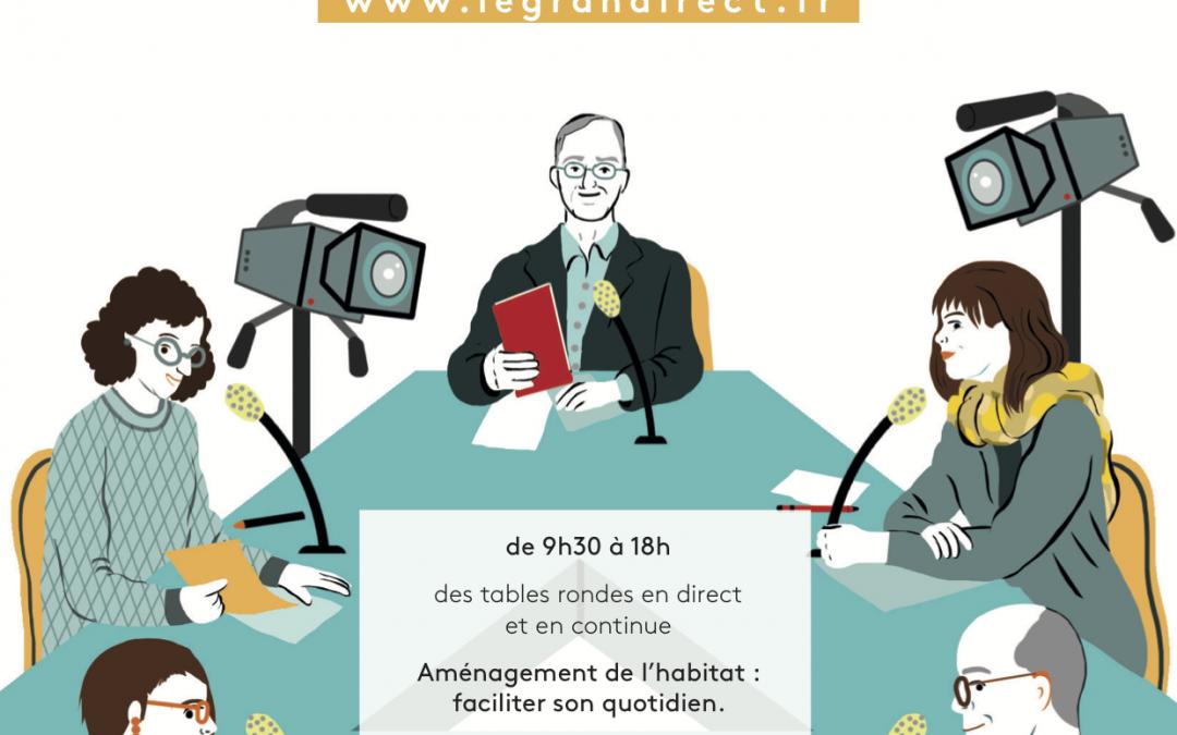 France Parkinson organise un événement en ligne inédit à l'occasion de la Journée Mondiale de la maladie de Parkinson.