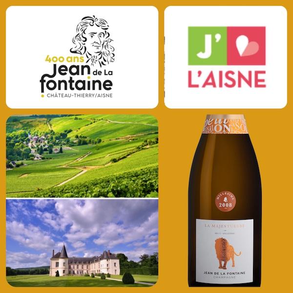 L'Aisne fête le 400ème anniversaire de Jean de La Fontaine