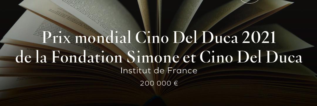 Maryse Condé lauréate du Prix mondial Cino Del Duca 2021 pour l'ensemble de son œuvre littéraire