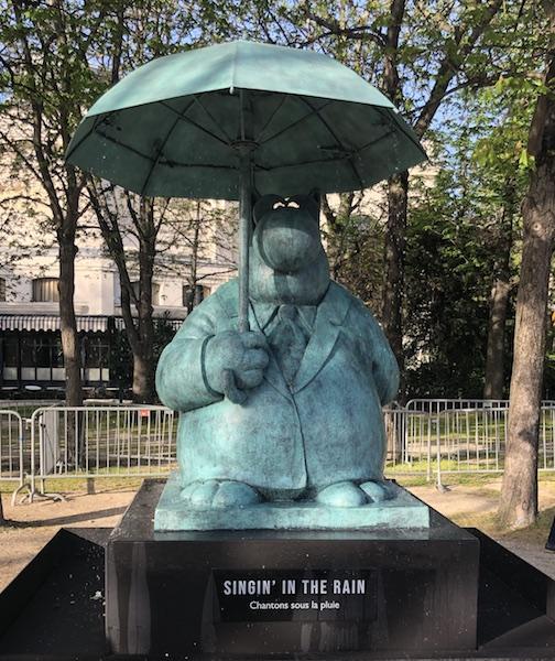 Derniers jours pour aller voir LE CHAT de Geluck sur les Champs