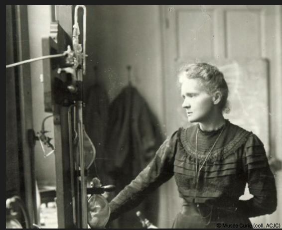 «Marie Curie, la traversée d'une vie », une web série inédite