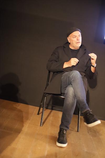Enki Bilal au sujet de l'exposition DéconstruKt.