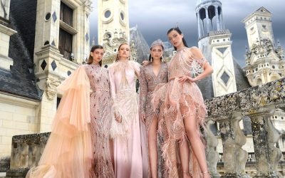 « Renaissance » – ZIAD NAKAD Couture Automne-Hiver 2021-2022