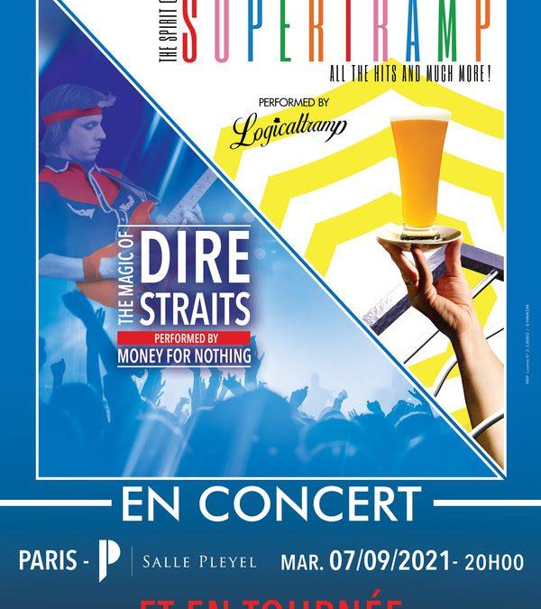 Rock Legends de retour : une seule date à Paris !