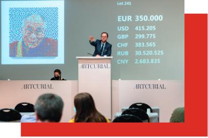 468 250 € pour le Rubik Dalaï-Lama d'Invader