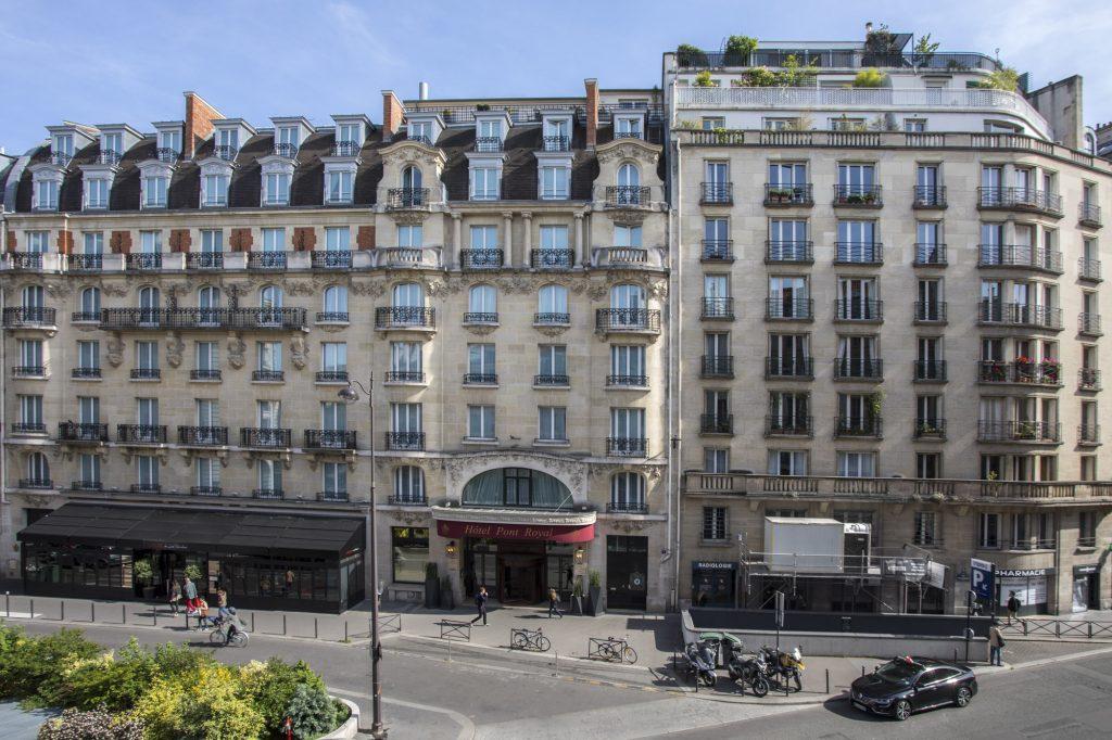 L'hôtel de charme Pont Royal à Paris -zenitudeprofondelemag.com