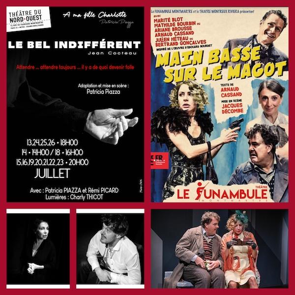 Théâtre : les deux dernières pièces que nous avons aimées…