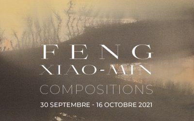 Exposition de l'artiste chinois Feng Xiao-Min chez Opera Gallery
