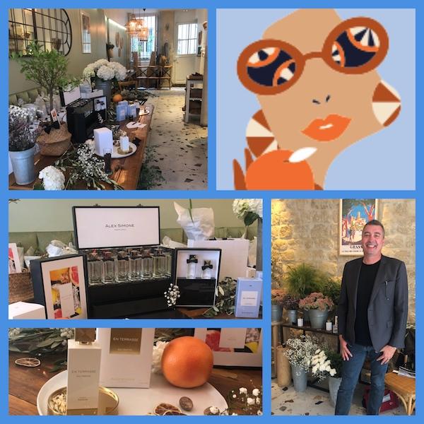 RENCONTRE AVEC… Eric Rousseau,  fondateur de la maison de parfums de niche Alex Simone Parfums Monte Carlo