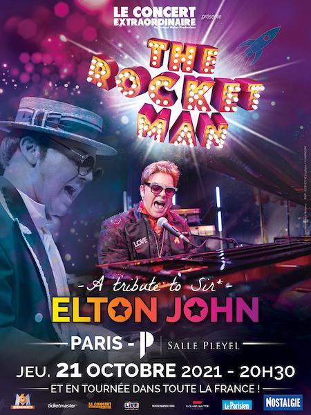 Rocket man-tribute to elton john-salle pleyel-zenitudeprofondelemag.com